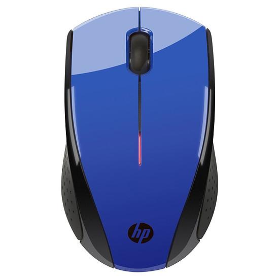 Souris PC HP X3000 - Bleu