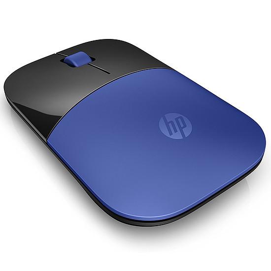 Souris PC HP Z3700 - Bleu - Autre vue