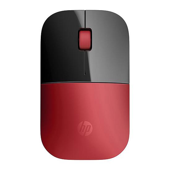 Souris PC HP Z3700 - Rouge