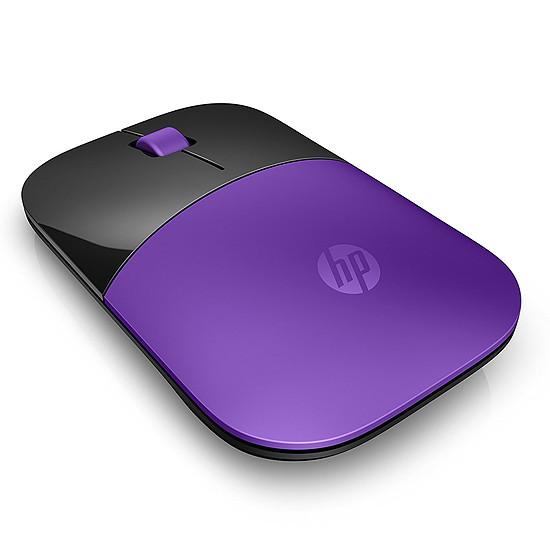 Souris PC HP Z3700 - Violet - Autre vue