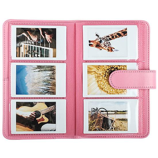 Accessoires Photo Fujifilm instax mini Album Rose Corail - Autre vue