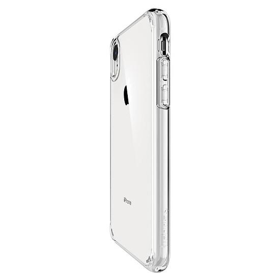coque iphone xr spigen transparent