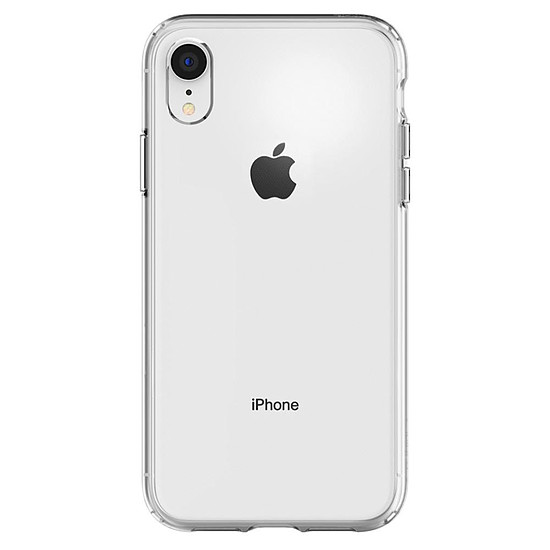 iphone xr coque spigen transparente