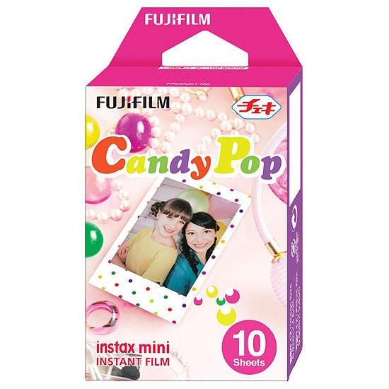 Accessoires Photo Fujifilm instax mini Monopack Candy Pop