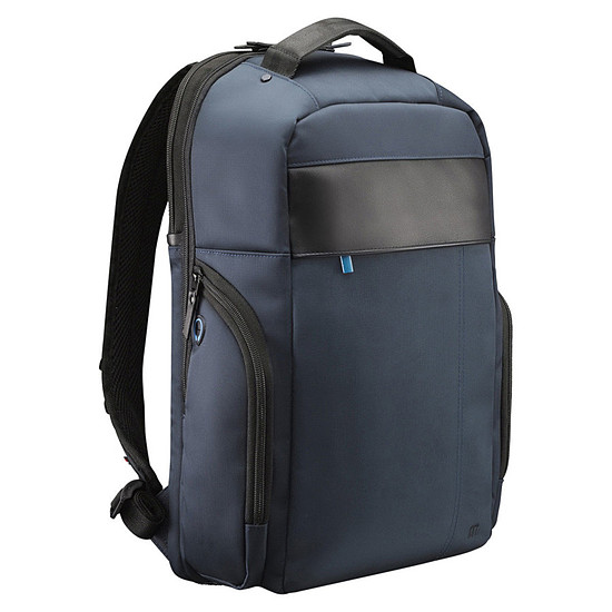 "Sac, sacoche et housse Mobilis Executive 3 Backpack 14-16"" - Bleu/Noir"
