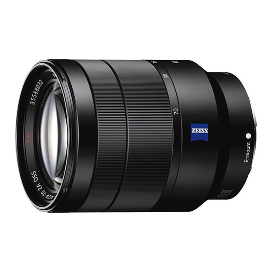 Objectif pour appareil photo Sony SEL 24-70 mm f/4.0 OSS