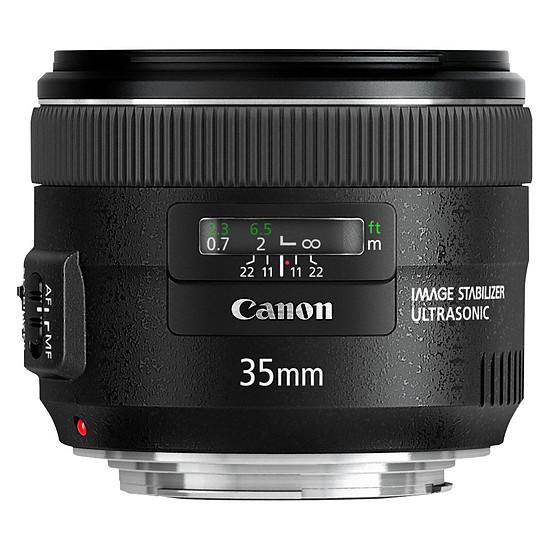 Objectif pour appareil photo Canon EF 35 mm f/2 IS USM