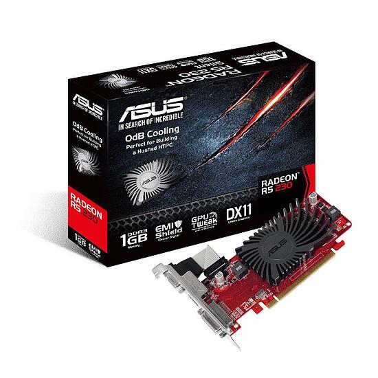 Carte graphique Asus Radeon R5 230 Passive - 1 Go