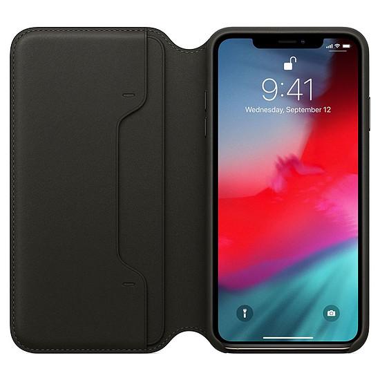coque iphone xs max en cuir