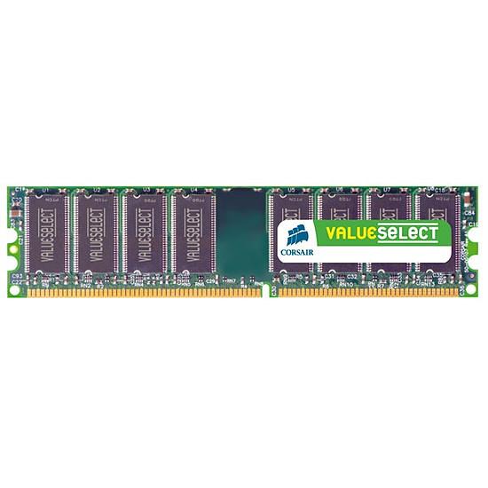 Mémoire Corsair Value Select DDRII 2 Go PC6400
