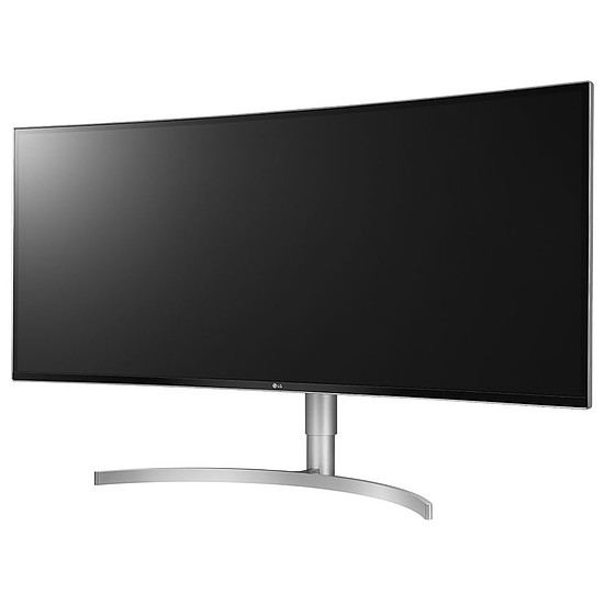 Écran PC LG 38WK95C-W - Autre vue