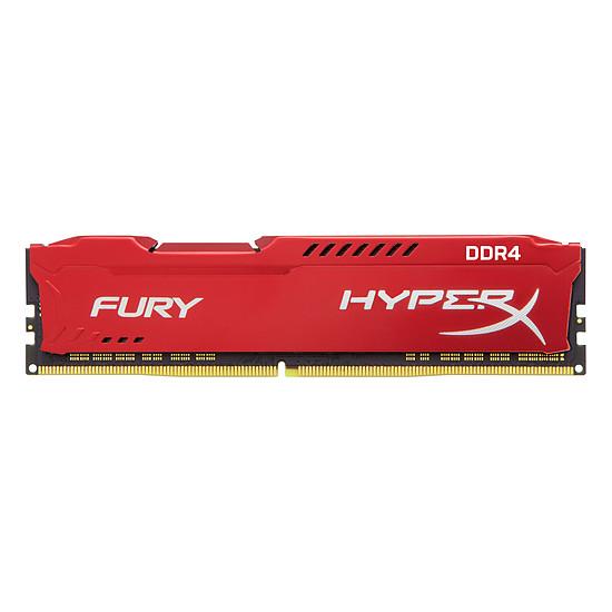 Mémoire HyperX Fury Red DDR4 1 x 8 Go 3200 MHz CAS 18