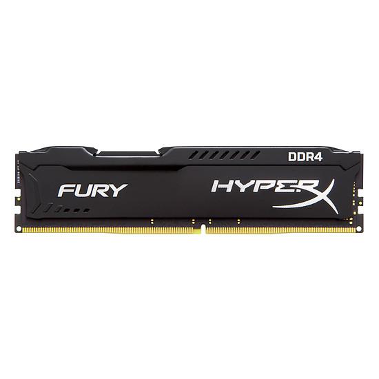 Mémoire HyperX Fury Black DDR4 1 x 8 Go 2933 MHz CAS 17