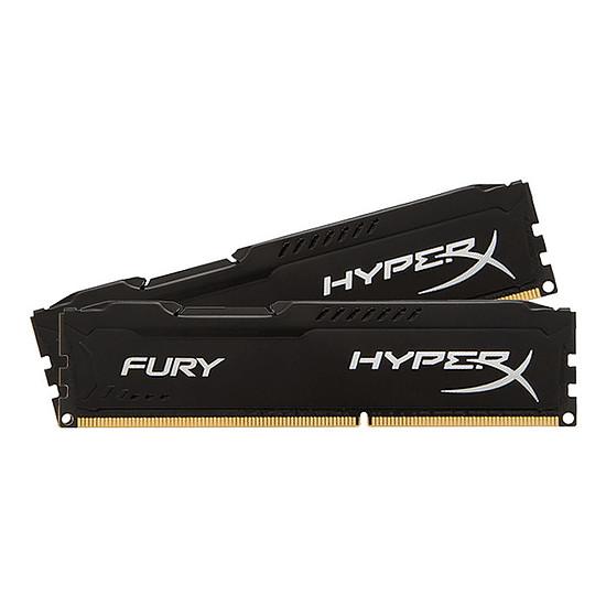 Mémoire HyperX Fury Black DDR4 2 x 8 Go 2666 MHz CAS 16