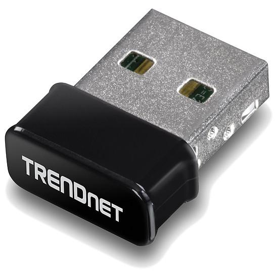 Carte réseau TRENDnet - Clé USB Wifi AC1200 double bande