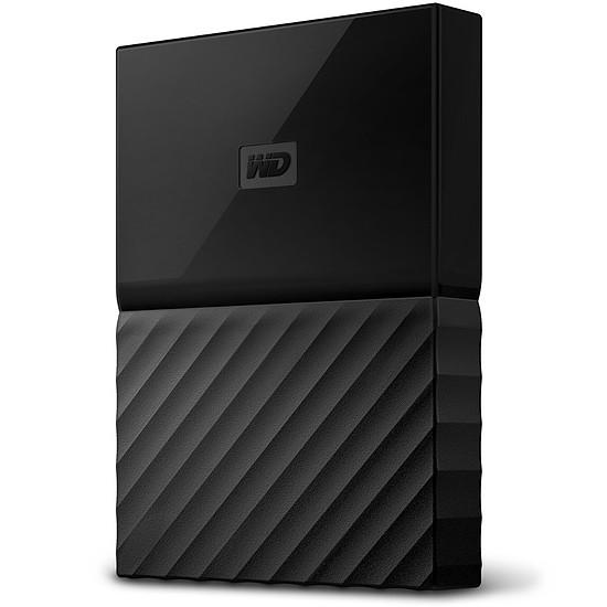 Disque dur externe Western Digital (WD) My Passport for Mac USB 3.0 Type C - 1 To (noir)