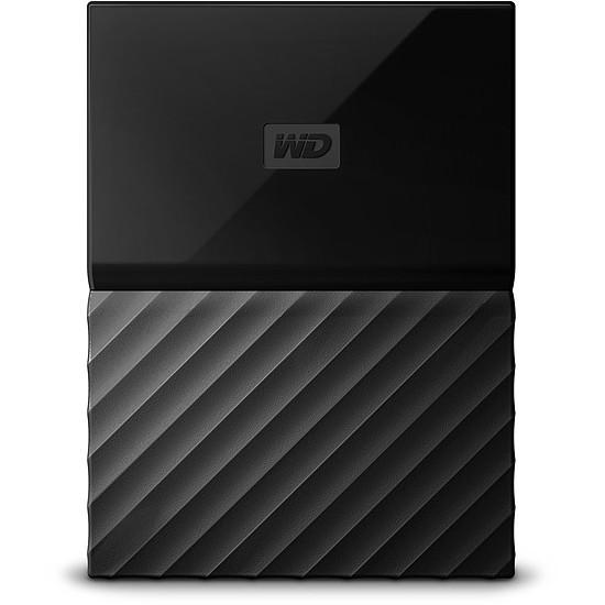 Disque dur externe Western Digital (WD) My Passport for Mac USB 3.0 Type C - 1 To (noir) - Autre vue