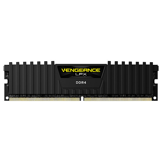 Mémoire Corsair Vengeance LPX Black DDR4 1 x 8 Go 3000 MHz CAS 16