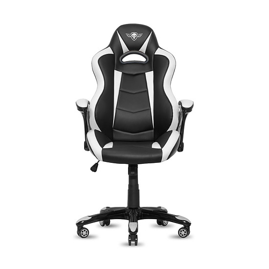 Fauteuil / Siège Gamer Spirit Of Gamer Racing - Blanc - Autre vue