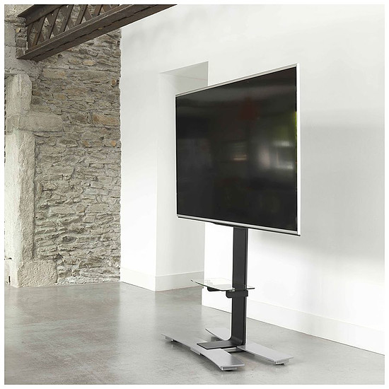 Support TV ERARD Will 1600 XL Noir - Autre vue