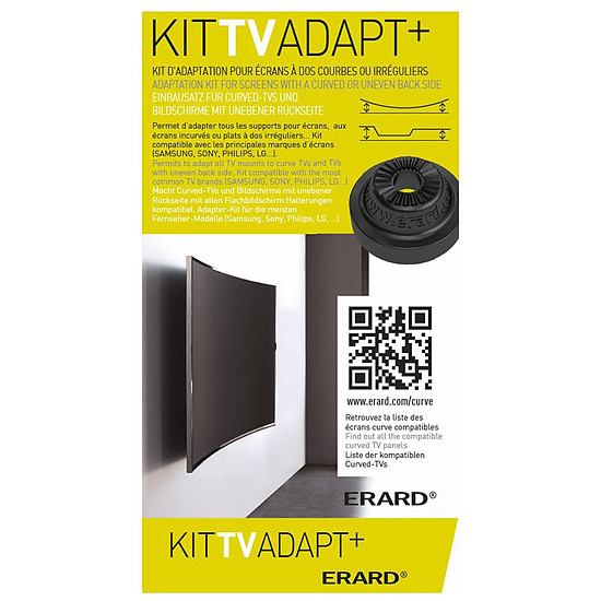 Support TV ERARD Kit TV Adapt+