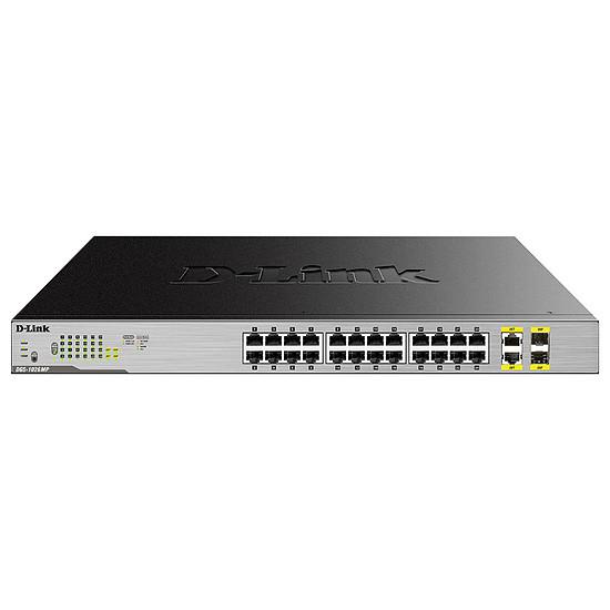 Switch et Commutateur D-Link DGS-1026MP