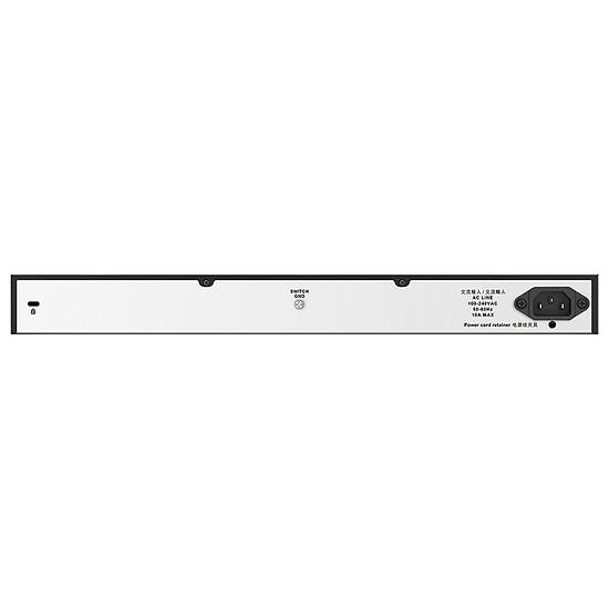 Switch et Commutateur D-Link DGS-1210-10MP - Autre vue
