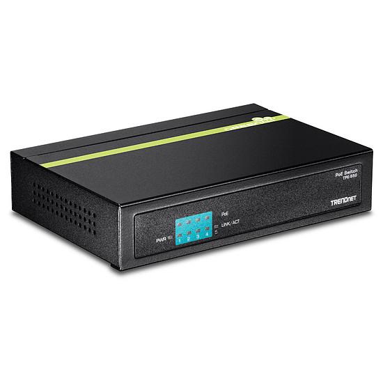 Switch et Commutateur TrendNet TPE-S50 - Autre vue