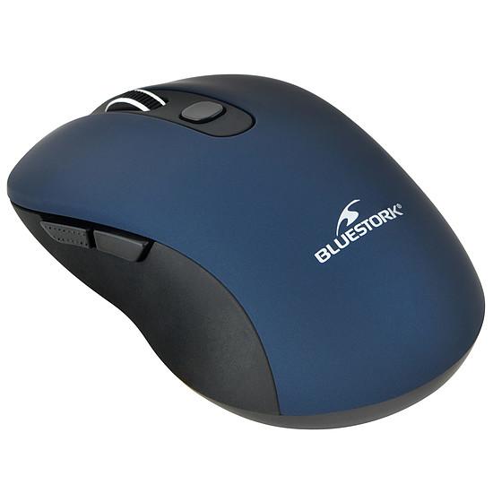 Souris PC Bluestork Office 60 - Bleu - Autre vue