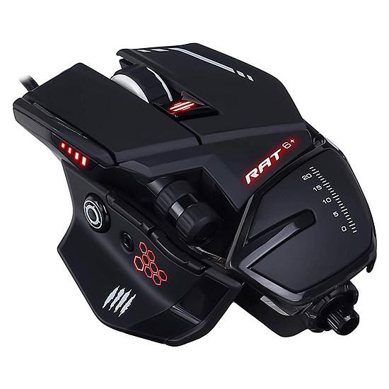Souris PC Mad Catz R.A.T.6+ - Noir - Autre vue