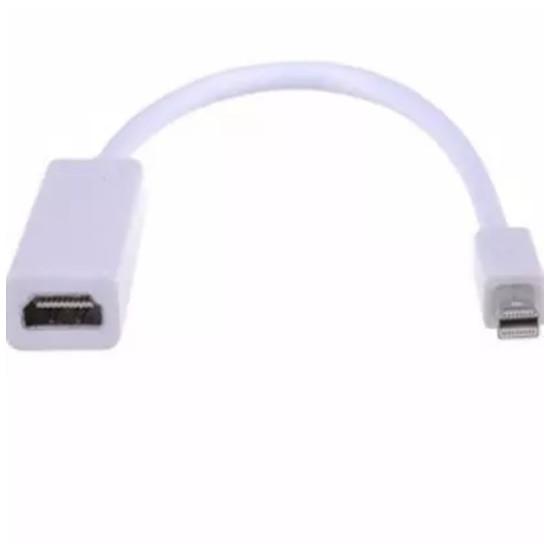 DisplayPort Câble Mini DisplayPort mâle / HDMI femelle (0.2 mètre)