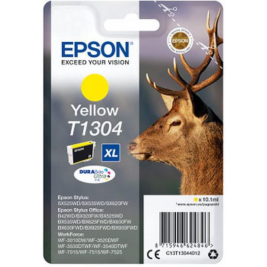 Cartouche imprimante Epson Jaune T1304