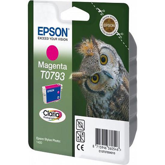 Cartouche imprimante Epson Magenta T0793