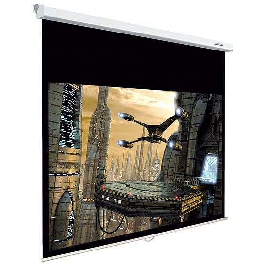 Ecran de projection Lumene Plazza HD 170 V