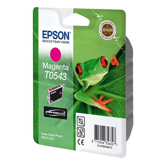 Cartouche imprimante Epson Magenta T0543