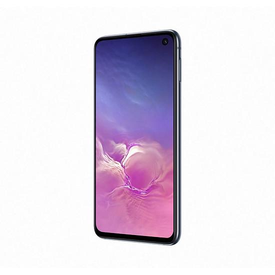 Smartphone et téléphone mobile Samsung Galaxy S10e (noir) - 128 Go - 6 Go