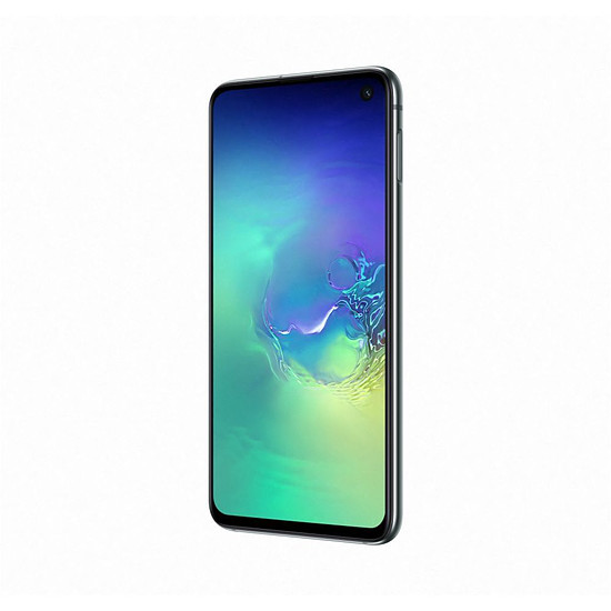 Smartphone et téléphone mobile Samsung Galaxy S10e (vert) - 128 Go - 6 Go