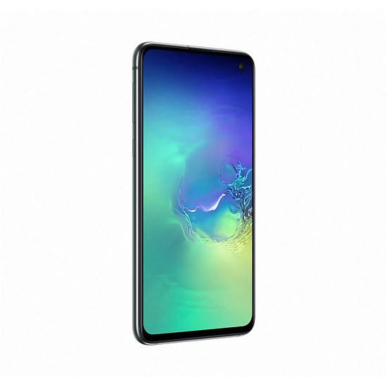 Smartphone et téléphone mobile Samsung Galaxy S10e (vert) - 128 Go - 6 Go - Autre vue