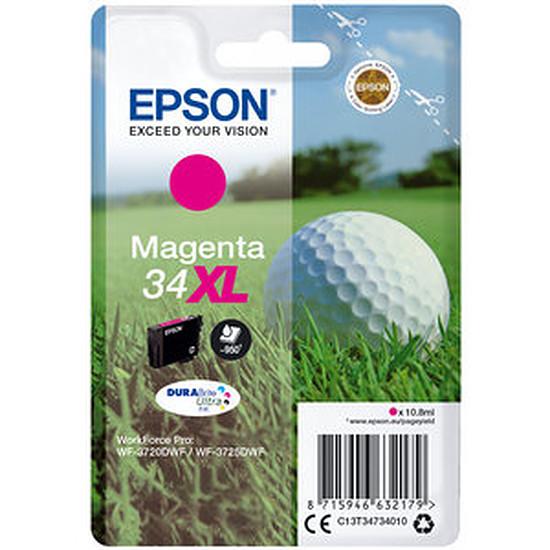 Cartouche imprimante Epson Magenta 34XL