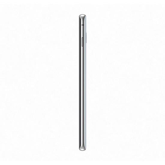 Smartphone et téléphone mobile Samsung Galaxy S10 (blanc) - 512 Go - 8 Go - Autre vue