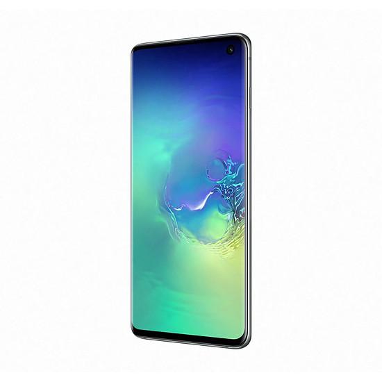 Smartphone et téléphone mobile Samsung Galaxy S10 (vert) - 128 Go - 8 Go