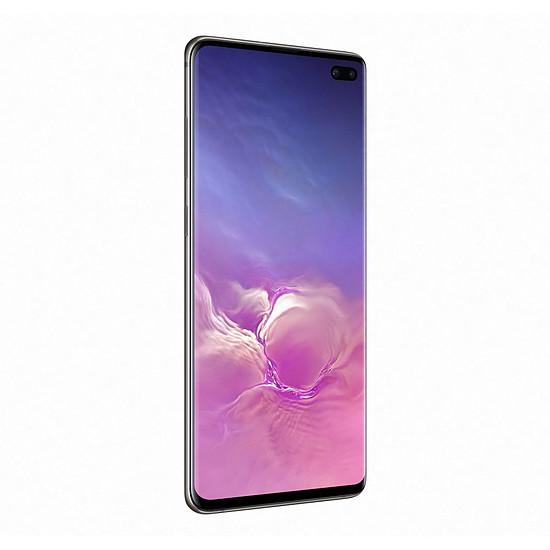 Smartphone et téléphone mobile Samsung Galaxy S10+ (noir) - 128 Go - 8 Go - Autre vue