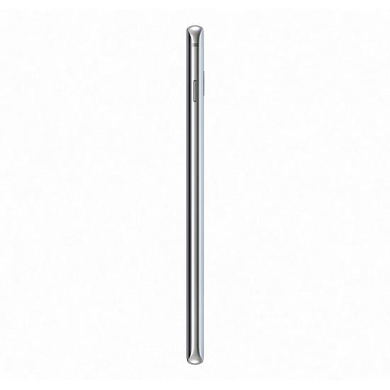 Smartphone et téléphone mobile Samsung Galaxy S10+ (blanc) - 128 Go - 8 Go - Autre vue