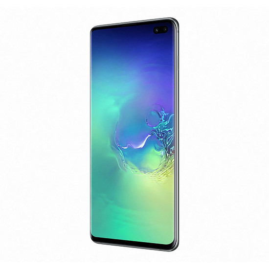 Smartphone et téléphone mobile Samsung Galaxy S10+ (vert) - 128 Go - 8 Go