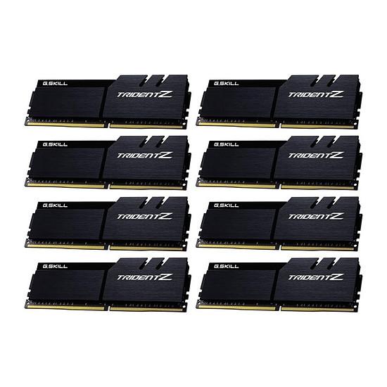 Mémoire G.Skill Trident Z Black / Black DDR4 8 x 16 Go 3600 MHz CL17
