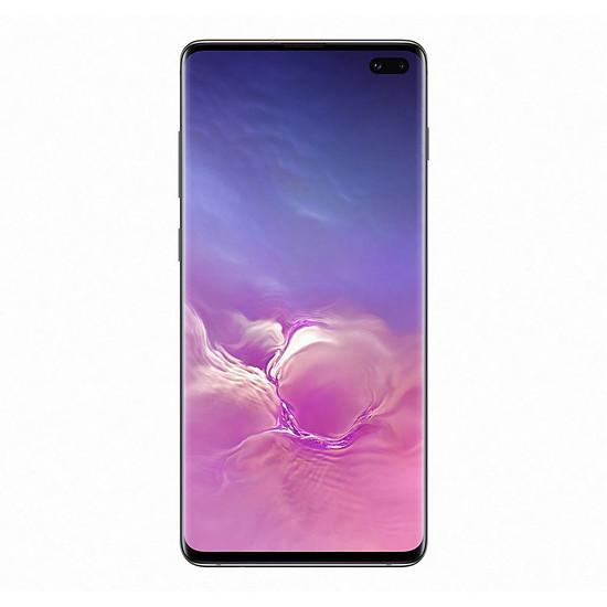 Smartphone et téléphone mobile Samsung Galaxy S10+ Edition Performance (noir céramique) - 512 Go - 8 Go - Autre vue