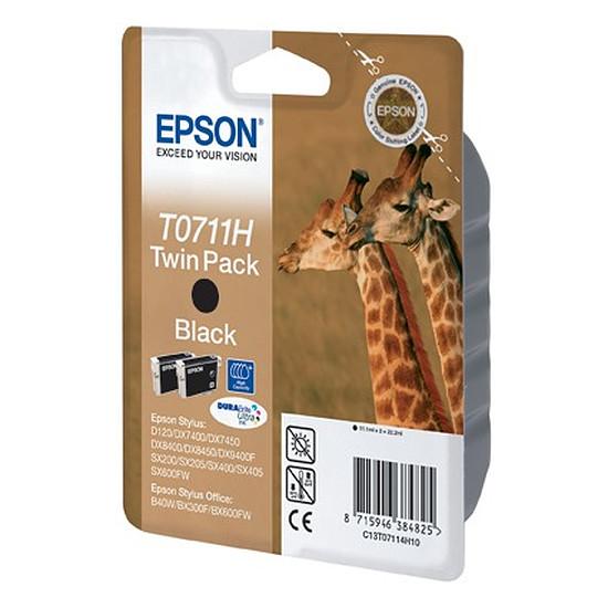 Cartouche imprimante Epson Noir T0711H