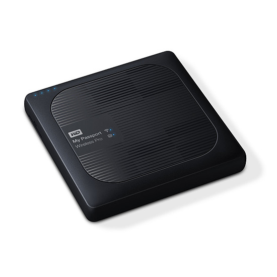 Disque dur externe Western Digital (WD) My Passport Wireless Pro - 3 To
