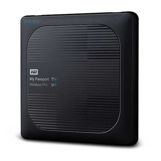 Disque dur externe Western Digital (WD) My Passport Wireless Pro - 3 To - Autre vue