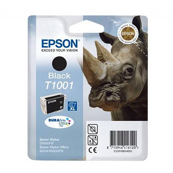 Cartouche imprimante Epson Noir T1001